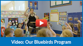 leading younger preschoolers daycare program in ct