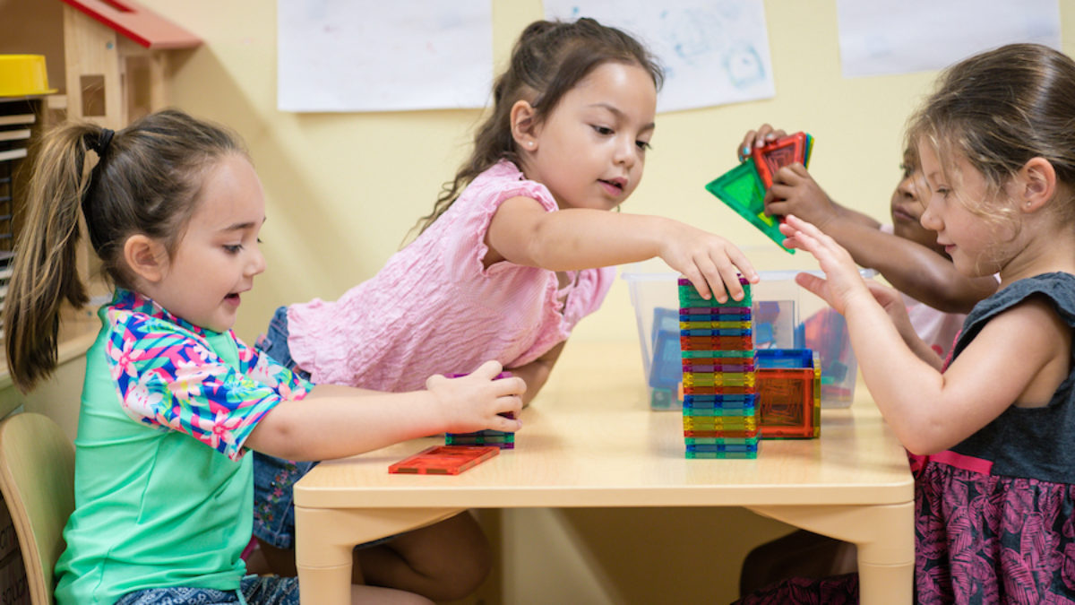 The Benefits of Learning Through Play | Educational Playcare