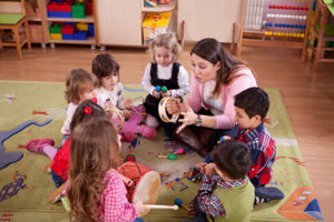 The Benefits of Arts and Enrichment Programs at Childcare Centers