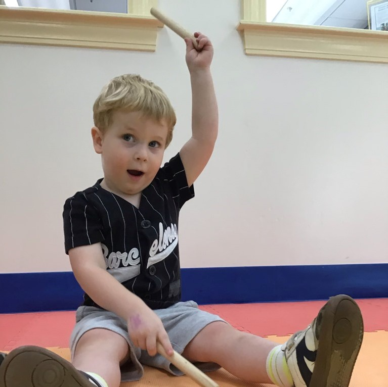 Quack Pack: Music and Movement at Educational Playcare